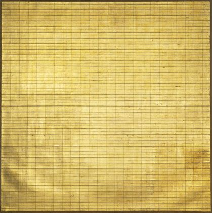 Agnes Martin: Friendship, 1963