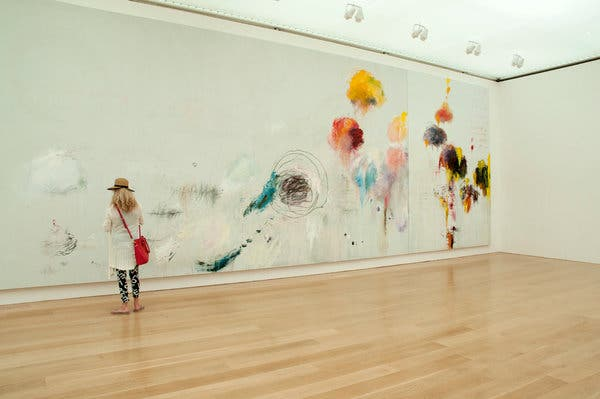 Cy Twombly in Depth, The Menil Collection